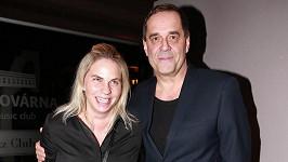 Miroslav Etzler a jeho partnerka Helena se těší na prvního potomka....