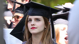Emma Watson je nejen půvabná, ale i inteligentní.