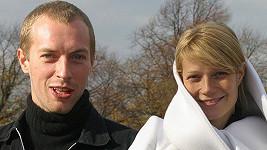 Rozcházející se pár Gwyneth Paltrow a Chris Martin