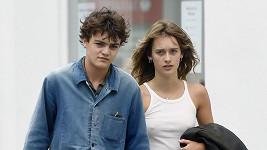 Jack Depp s modelkou Camille Jansen