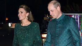 Vévoda a vévodkyně z Cambridge pokračují v návštěvě Pákistánu.