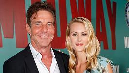 Dennis Quaid s Laurou Savoie se do roka prý vezmou.