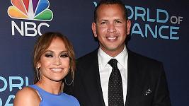 Jennifer Lopez a Alex Rodriguez dostali dopis od Baracka Obamy.