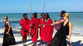 Femme2Fatale se staly v Zanzibaru hvězdami.