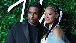 ASAP Rocky a Rihanna