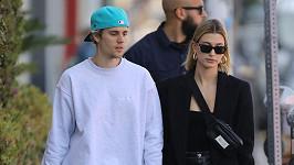 Hailey a Justin Bieberovi