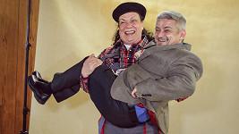 Richard Genzer a Michal Suchánek