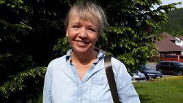Chalupářka Petra Martincová je na Šumavě spokojená.
