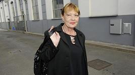 Jana Šulcová si přivodila doma zranění.