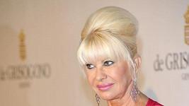 Ivana Trump v Cannes.