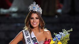 Miss Kolumbie Ariadna Gutiérrez si užila pocit slávy pouhé tři minuty.