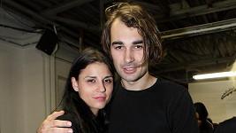 Lili Sarah Fisherová s manželem