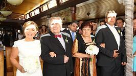 Maminka Moniky Absolonové se vdala