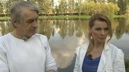 Iveta Bartošová a její manžel pár dnů před zpěvaččinou smrtí
