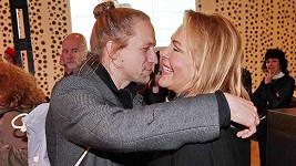 Tomášovo bouřlivé přivítání vzala bývalá první dáma s humorem.