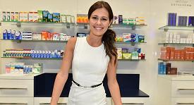Jana Doleželová už je dvojnásobnou lékárnicí.