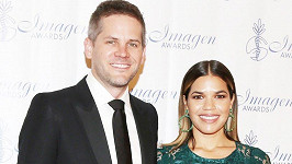 America Ferrera s manželem Ryanem se radují z prvního dítěte.