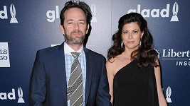 Luke Perry a Wendy Madison Bauer plánovali svatbu.