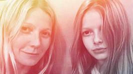 Gwyneth Paltrow s dcerou Apple
