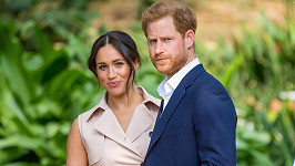 Harry a Meghan mají podcast Archewell Audio.