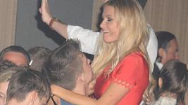 Paris Hilton a River Viiperi v Gotha Clubu.