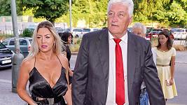 Miloš Říha a Soňa Obšutová
