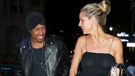 Heidi vyrazila na koncert s manželem Mariah Carey.