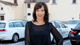 Daniela Šinkorová odtajnila archivní fotku a fanoušci si ji spletli s Lídou Baarovou.