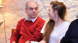Táborský si zahraje autistického profesora, který nemá rád doteky.