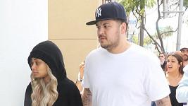 Blac Chyna a Rob Kardashian se rozešli.