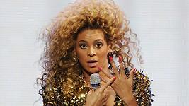 Beyonce předvedla dokonalé vystoupení.