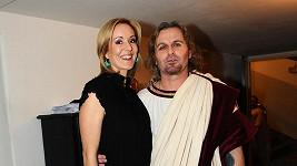 Jovanka s manželelem Pepou Vojtkem.