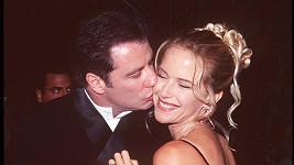 John Travolta s manželkou Kelly Preston
