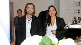 Petr Čadek a Jitka Čvančarová