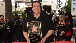 Burt Ward se dočkal hvězdy na hollywoodském chodníku slávy.