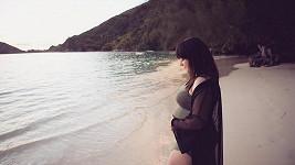 Ewa Farna se brzy stane maminkou.