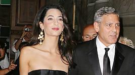 George Clooney se nemůže dočkat, až bude Amaliným mužem.