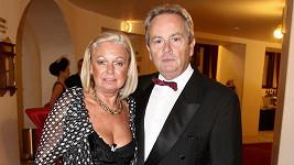 Alexander Hemala s manželkou Vlastou