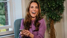 Vévodkyně Kate a její manžel William rozjíždějí youtubový kanál.