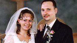 Svatba VyVolené Romany