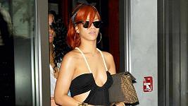 Okouzlující Rihanna.