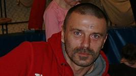 Tomáš Řepka se zraněním na čele
