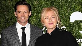 Hugh Jackman s manželkou Deborou-Lee Furness