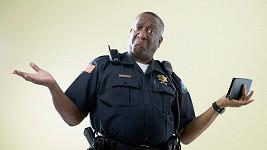 Policisté měli tentokrát snadnou práci...