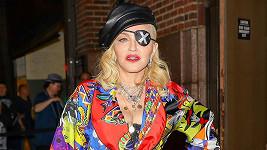 Madonna se podělila o peprné detaily ze svého soukromí.