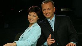 Karel Voříšek a Markéta Fialová v roce 2005