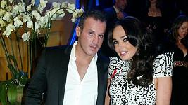 Tamara s partnerem Omarem.