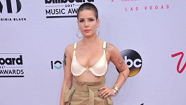 Halsey na Billboard Music Awards 2017 (Las Vegas)