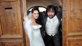 Andrea a Jiří Pomeje všechny podvedli. Tajně se vzali už o den dřív!