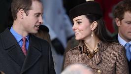 William s Catherine se dočkají druhého potomka na přelomu března a dubna.